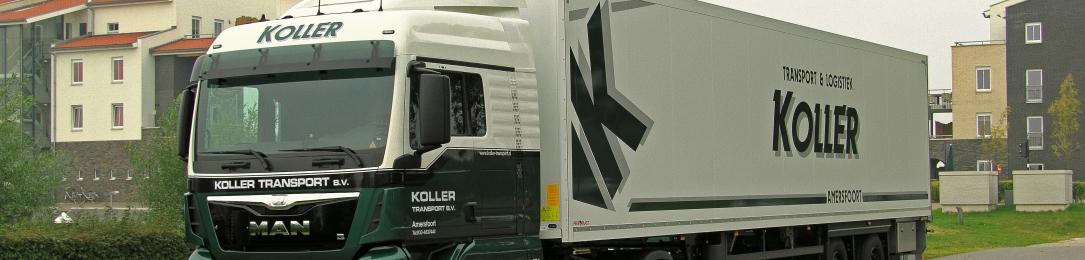 Nieuw materiaal voor Koller Transport